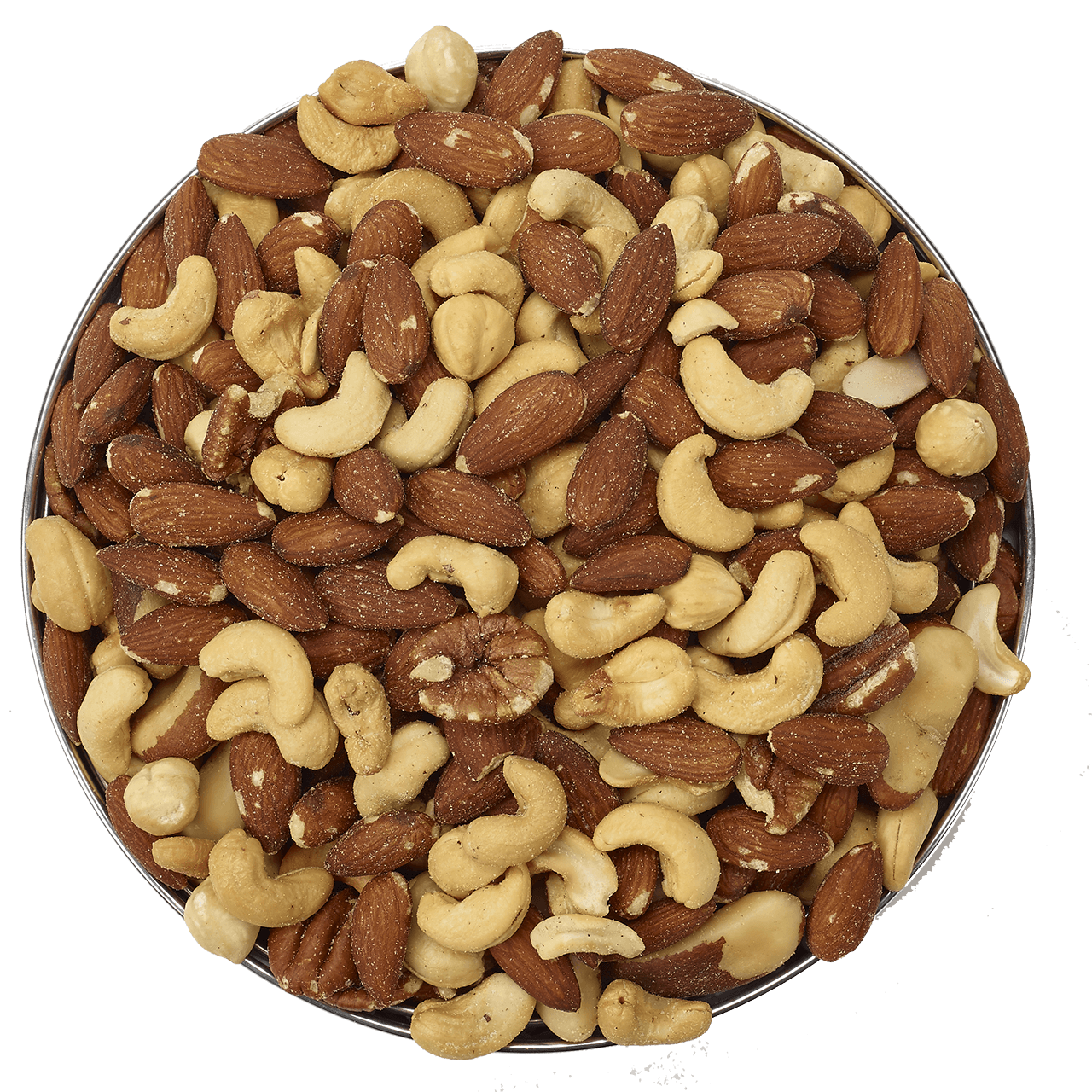 Deluxe Mixed Nuts - Regular Tin