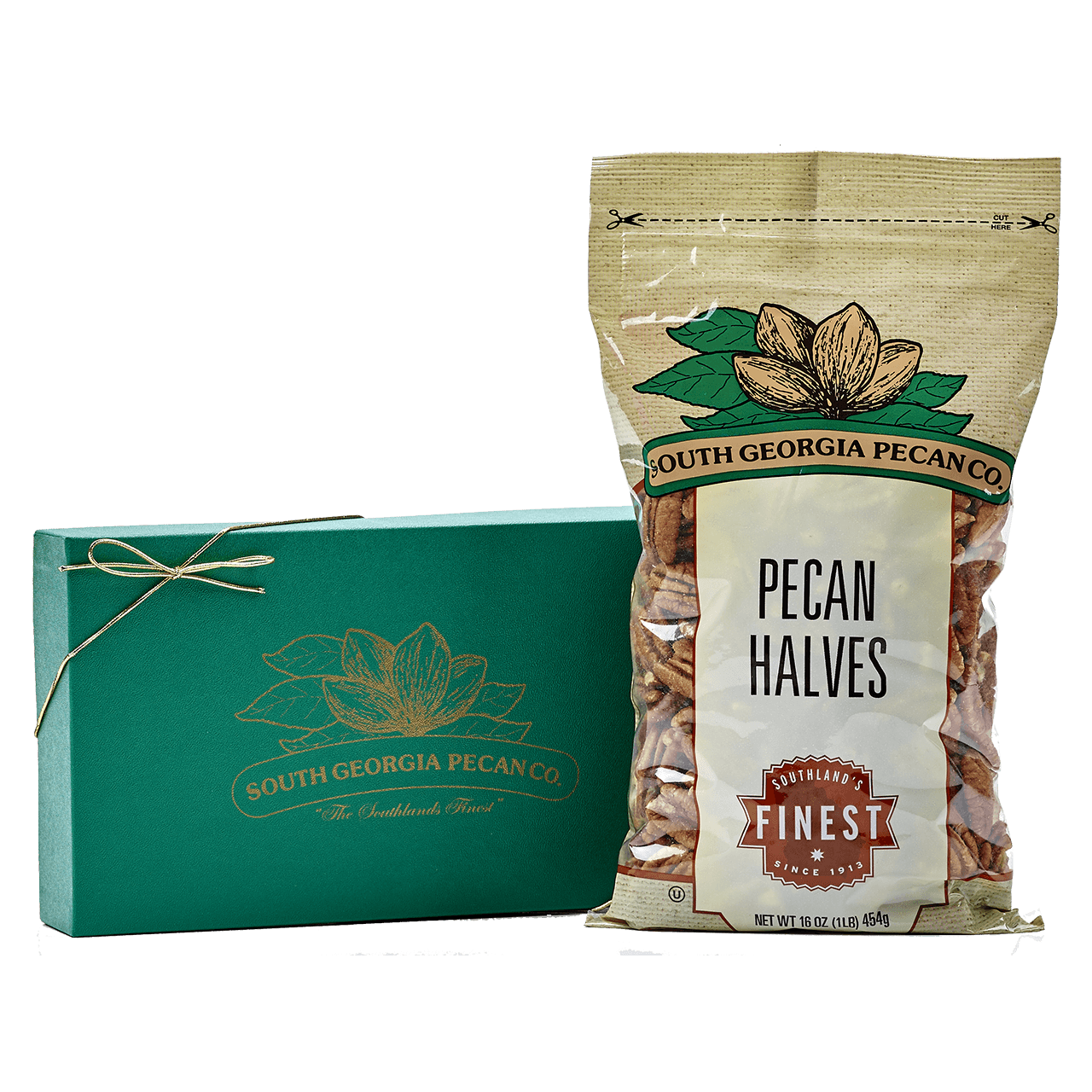 Build your own 1lb Gift Box - Final Price Determined by Selection  sc 1 st  South Georgia Pecan & Build Your Own 1 lb. Gift Box